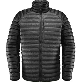 Haglöfs Essens Mimic Hood Jacket Men Magnetite/True Black